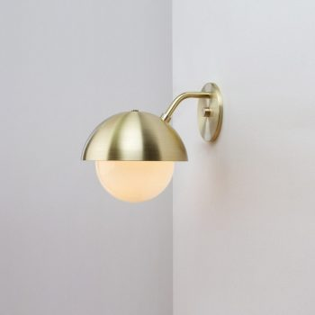 Allied Maker Dome Sconce
